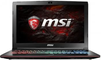 MSI GE72MVR 7RG Apache Pro Laptop (Core i7 7th Gen/16 GB/1 TB 256 GB SSD/Windows 10/8 GB) Price
