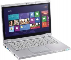 Panasonic Toughbook CF-AX2 Ultrabook (Core i5 3rd Gen/4 GB/128 GB SSD/Windows 8) Price