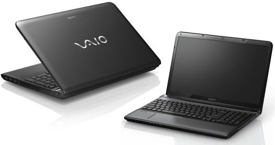sony vaio laptop. sony vaio e sve15113en laptop (core i3 2nd gen/2 gb/320 gb/windows 7) vaio