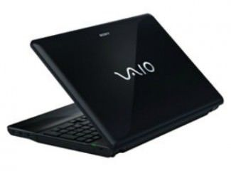 sony vaio laptop. sony vaio e vpceb46fg laptop (core i5 1st gen/4 gb/500 gb/windows 7/1 gb) vaio i