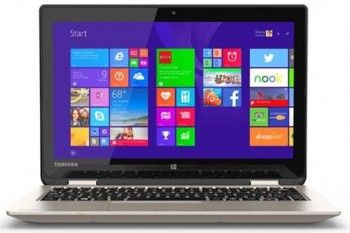 Toshiba Satellite Radius L15W-B1302 Laptop (Celeron Dual Core/4 GB/500 GB/Windows 8 1) Price