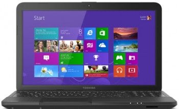 Toshiba Satellite C855D-S5103 Laptop (APU Dual Core E/4 GB/320 GB/Windows 8) Price