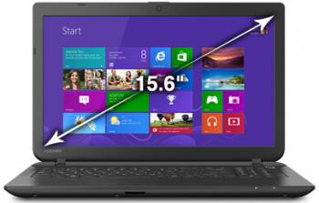 Toshiba Satellite C55D-B5214 ( AMD Quad-Core A8 / 4 GB / 1