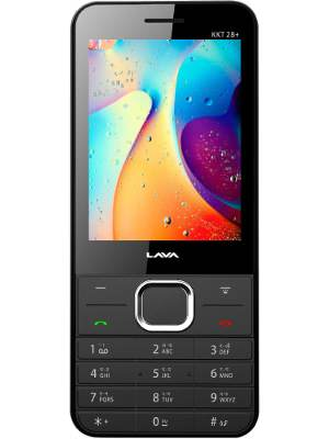 Lava KKT 28 Plus Price