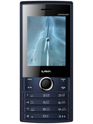 Lava KKT 40 Power Price