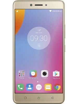 Lenovo K6 Note Price