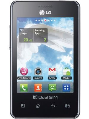 LG Optimus L3 Dual E405 Price