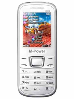 M-Power E1282 Price