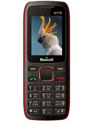 Maxcell M110 Price