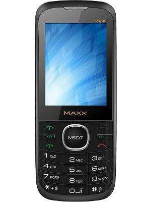 Maxx MSD7 MX40 Price