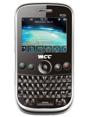 MCC Mobile RS9 Price