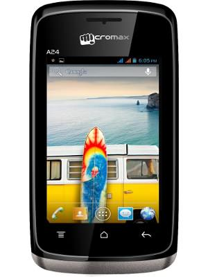 Micromax Bolt A24 Price
