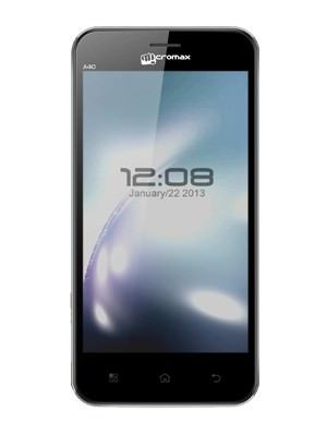 Micromax Bolt A40 Price