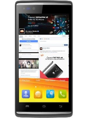Micromax Canvas Fire 4G Price
