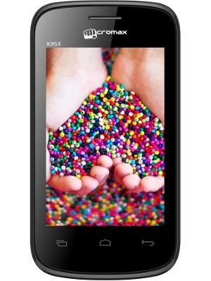 Micromax Canvas X353 Price