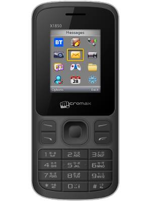 Micromax Joy X1850 Price