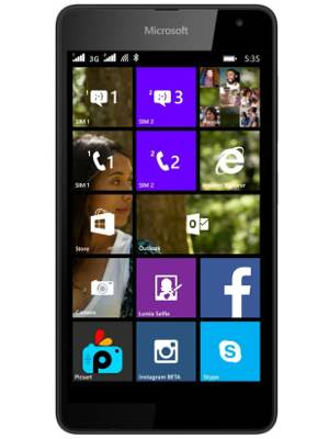 Microsoft Lumia  Dual Sim Price