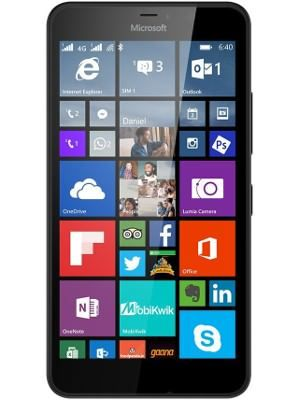 microsoft lumia 640 xl touch and display price