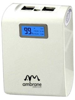 Ambrane P-1000 10400 mAh Power Bank Price