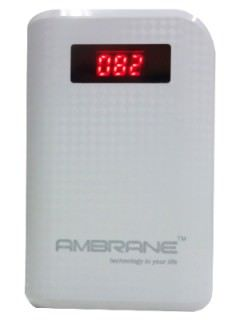 Ambrane P-6000 6000 mAh Power Bank Price