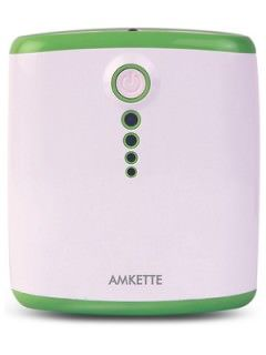 Amkette FDD674 Full Power Portable USB Charger 10400 mAh Power Bank Price
