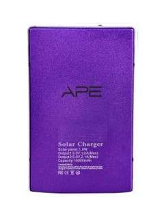 APE SPB-10K Solar 10000 mAh Power Bank Price