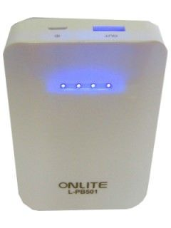 Onlite L-PB501 5000 mAh Power Bank Price