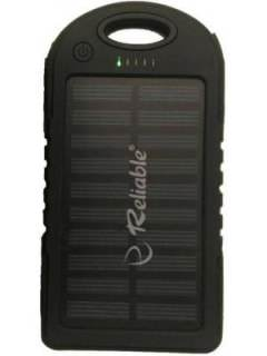 Reliable ES500 Solar 5000 mAh Power Bank Price