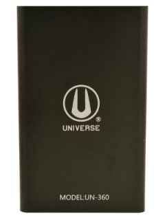 Universe UN-360 7200 mAh Power Bank Price