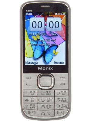Monix X286 Price
