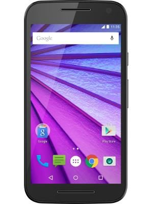 Used MOTOg3 16 Gb ,Black, 10 Month Old.