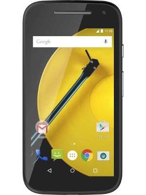 Motorola New Moto E (2nd Gen) 4G Price