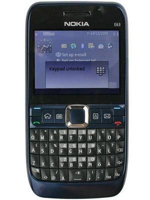 Nokia E63 Price in India, Full Specs (4th April 2021)  91mobiles.com