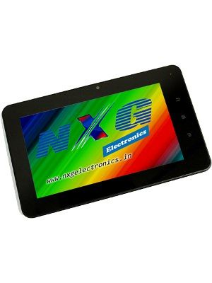 NXG Xtab A10 8GB WiFi and 3G Price