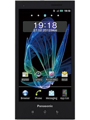 Panasonic Eluga Power Price
