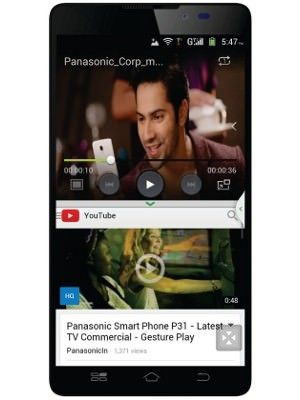 Panasonic P81 Price