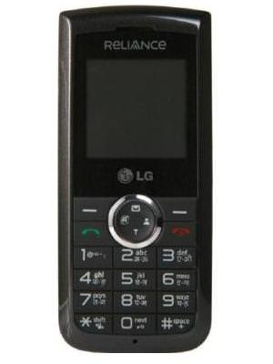 Reliance LG 3540 CDMA Price