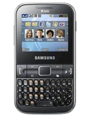 Samsung Chat 322 Price