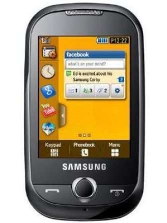 Samsung Corby S3653 Price