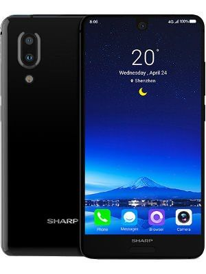 Sharp Aquos S2 Price