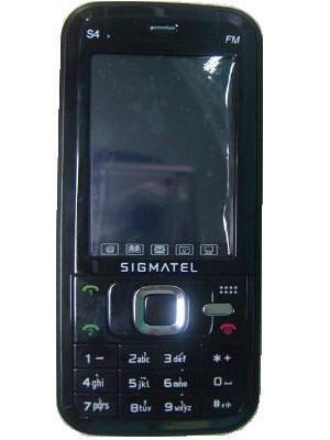 sigmatel mobile