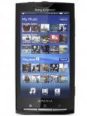 Compare Sony Ericsson Xperia X10