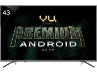 VU 43-OA 43 inch LED 4K TV Price