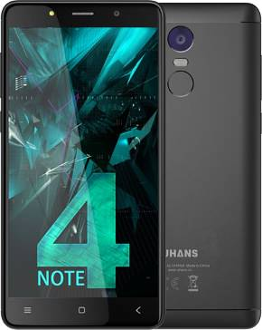 UHANS Note 4 Price