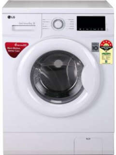 LG FHM1006ADW 6 Kg Fully Automatic Front Load Washing Machine Price