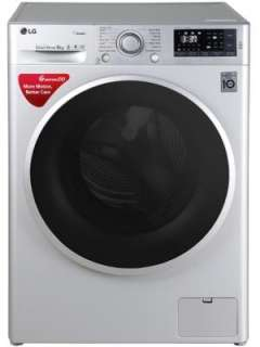 LG FHT1408SWL 8 Kg Fully Automatic Front Load Washing Machine Price