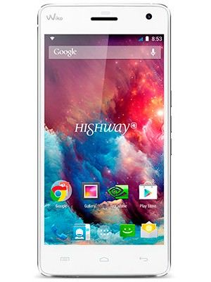 Wiko Highway 4G Price