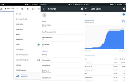 How to save data pack on Huawei Nova 3i ? | 91mobiles com