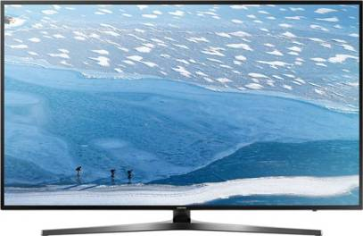 Samsung 138cm (55 inch) Ultra HD (4K) LED Smart TV (55KU6470)