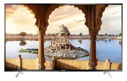 TCL L55P1US 4K Ultra HD Smart LED TV